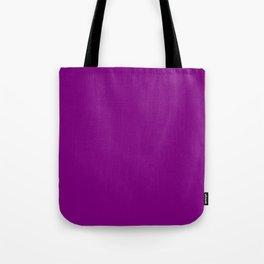 Zombie Purple Creepy Hollow Halloween Tote Bag