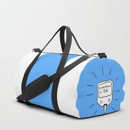 Diabetes: Everything is O.K. Diabetes Duffle Bag