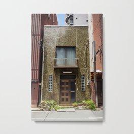 Townhouse - Tokyo, Japan Metal Print