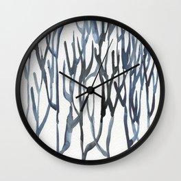 Bifurcaria bifurcata Wall Clock