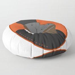 Nostrapotamus Floor Pillow