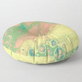 peaceful bliss Floor Pillow