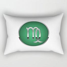 Zodiac Virgo Rectangular Pillow