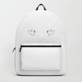 Too Ghoul For School Funny Halloween Horror Scary Backpack