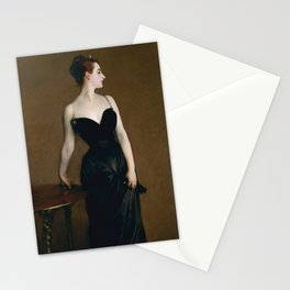 Attributed To Emily Sargent  -  Madame X Stationery Cards