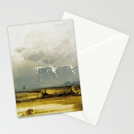 Peder Balke - Fra Nordkapp - From North Cape - Norwegian Oil Painting Stationery Cards