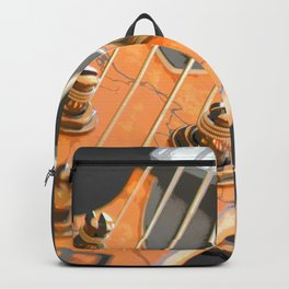 Morphed Electric Bass Backpack
