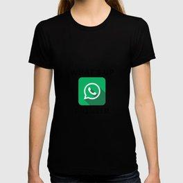 WHTA'SUPIONEER T-shirt