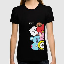 All Gathered by Ania Mardrosyan T-shirt