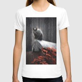 BLACK CAT II T-shirt