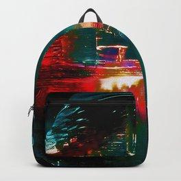 Spaceship Yard Backpack