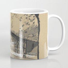 The Iron Bridge, Shropshire, England Coffee Mug