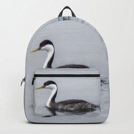 Western Grebe Backpack