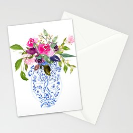 Whimsical Chinoiserie - Number 2 Stationery Cards