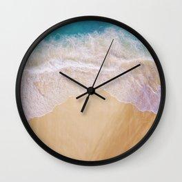 Sea Love II Wall Clock