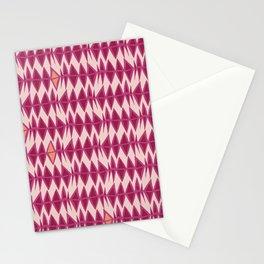 Dizzy Diamonds Stationery Cards