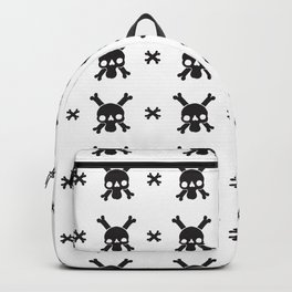 Skull an Crossbones Backpack