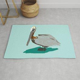Mr. Pelican Rug