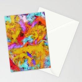 Gentle fireworks Stationery Cards