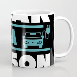 E-car Coffee Mug