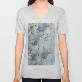 Abstract painting 100 Unisex V-Neck