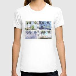 Hurricane Irma On Location T-shirt