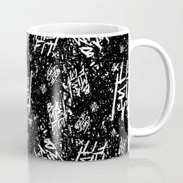 B.A.Misfit (White) Coffee Mug