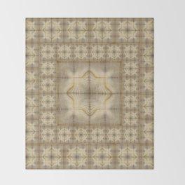 Morocco Mosaic 2 Throw Blanket