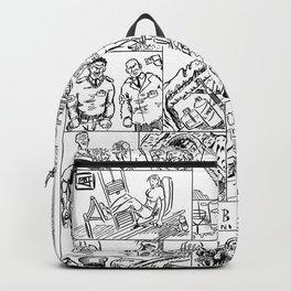 Flashbacks Backpack