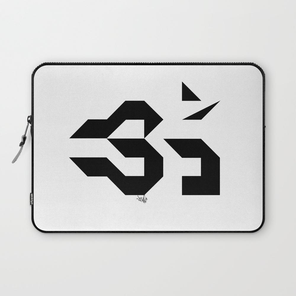 Om - Sweet Vibrations Laptop Sleeve LSV775159
