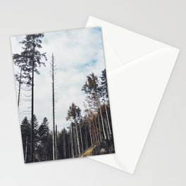 Approaching Transition Stationery Cards