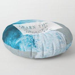 RHYTHMS OF GRACE Floor Pillow