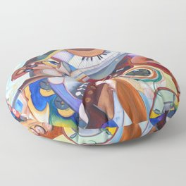 Loving Music Floor Pillow