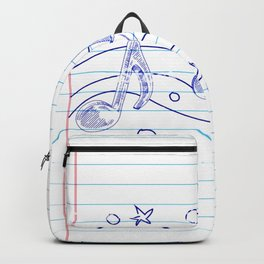 Escuela de música Backpack