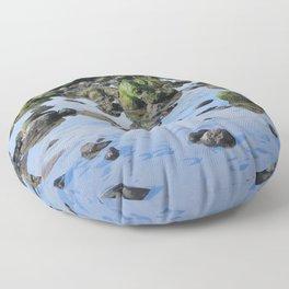 Low Tide Floor Pillow