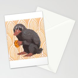 Fantastic Beasts and where to find them cookies Stationery Cards