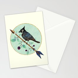 The Mocking Jay Stationery Cards