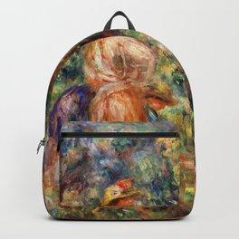 Pierre-Auguste Renoir - Girls In A Landscape - Digital Remastered Edition Backpack