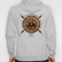 2 Minutes to Midnight Hoody