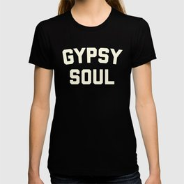 Gypsy Soul Slogan T-shirt