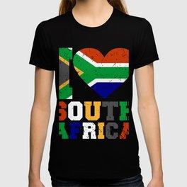 Republic of South Africa Shirt Gift Idea T-shirt