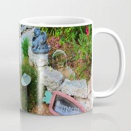 Nap in the Garden, California Style Coffee Mug