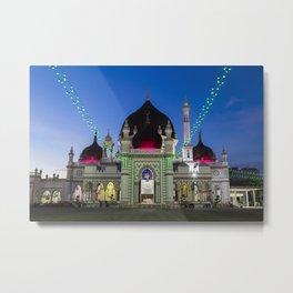 Zahir Mosque Alor Setar Kedah Malaysia Metal Print