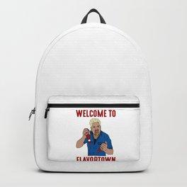 guy fieri Backpack
