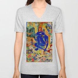 Henri el Matisse Unisex V-Neck