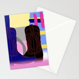 Two Boots Stationery Cards