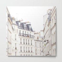 Slightly Paris Metal Print