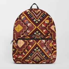Saputangan - an Indigenous Filipino Tapestry Backpack