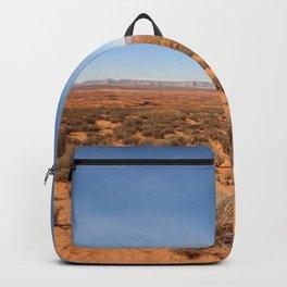 Desert Landscape Backpack