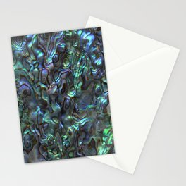 Abalone Shell | Paua Shell | Sea Shells | Patterns in Nature | Natural | Stationery Cards